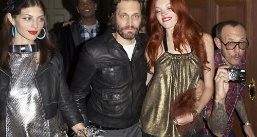 Risultati immagini per terry richardson and vincent gallo