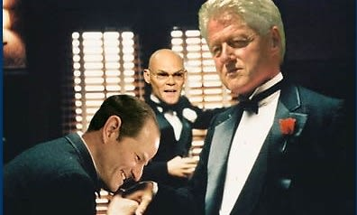 clinton and spitzer