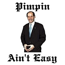 pimpin aint easy shirt