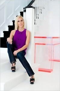 Alexandra Von Furstenberg Shows Me Her Furniture