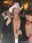 Naked Cowboy, Garden Party Tavern On The Green