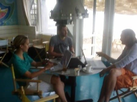 live blogging at surf lodge