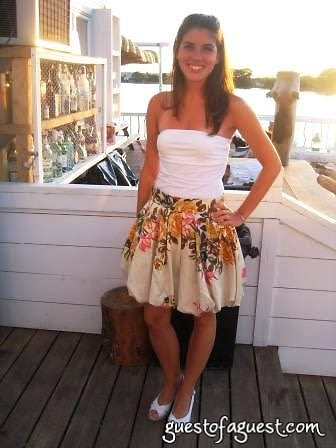 Surf Lodge hostess with the best style
