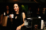 Mary Louise Parker Backstage at the Tony Awards