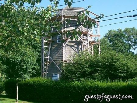 silo in sagaponack