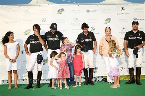 Bridgehampton polo kids day