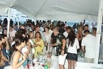 Hamptons Magazine Clam Bake, Tent
