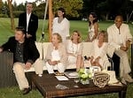Alec Baldwin, Ethel Kennedy, Rory Kennedy, Pam Frank, and Harry Belafonte