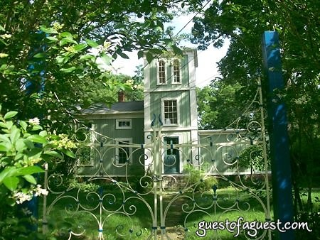 antique house in sag harbor