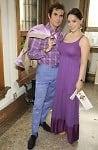 Stephen Knoll and Lisa Malitz