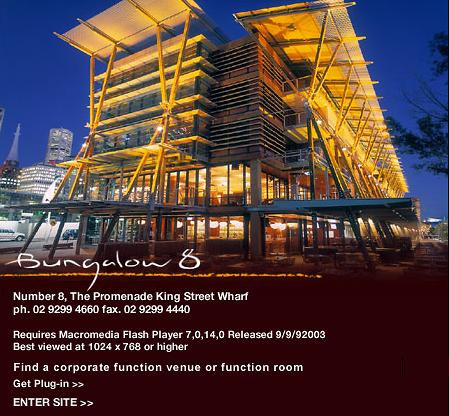 Bungalow 8 Sydney