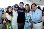 Rachel Heller, Mike Heller, Guest ?, Debra Heller, Mark Heller