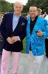 Mario Buatta and Steven Stolman