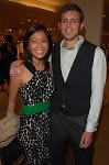 Stephanie Wei and Chris Brady