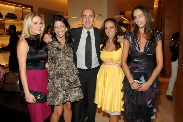 Amanda Hearst, Lisa Anastos, Marco Giacometti, Shamim Momin, Dalia Oberlander