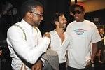 Kanye West, Marc Jacobs, Jay-Z