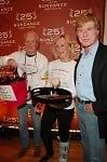 Paul Newman, Glen Close, Robert Redford