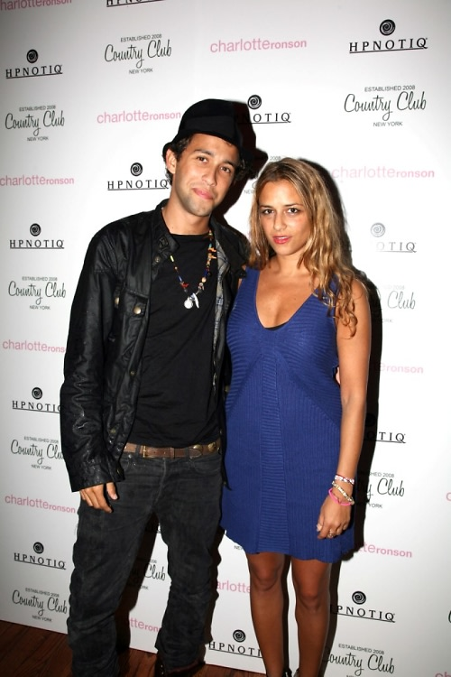 Alex Dexter-Jones, Charlotte Ronson
