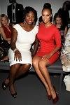 Serena Williams, Tyra Banks