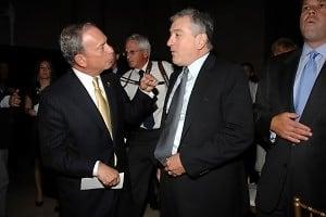 Mayor Michael Bloomberg, Robert De Niro