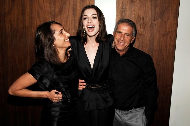 Neda Armian, Anne Hathaway, Marc Platt