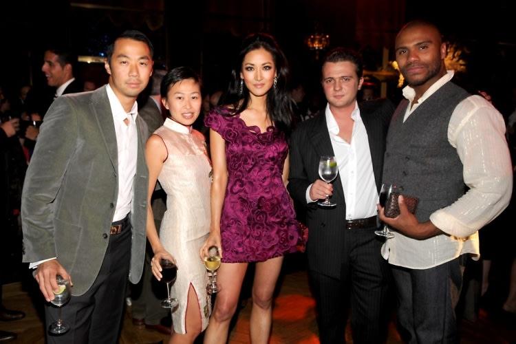 Shoakao Cheng, Niki Cheng, Kelly Choi, Julio Stiger, Shawn Bell