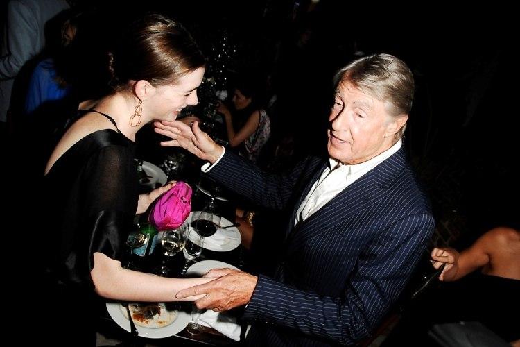 Anne Hathaway, Joel Schumacher