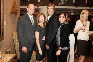 Brad Grant, Maryellen Winslow, Parker Knight, Gina Duff