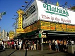 Nathan\'s Hot Dogs Coney Island