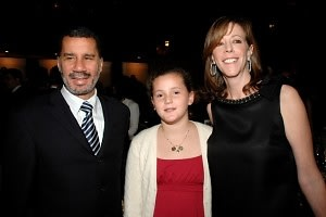 Governor David Paterson, Isabella Hatkoff, Jane Rosenthal