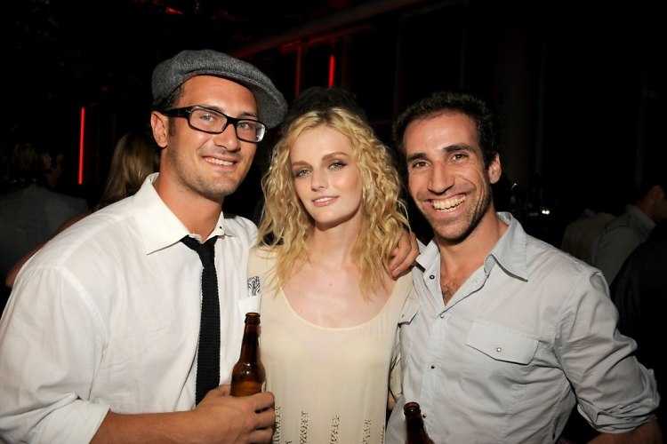 David X Prutting, Lydia Hearst-Shaw, Joe Schildhorn