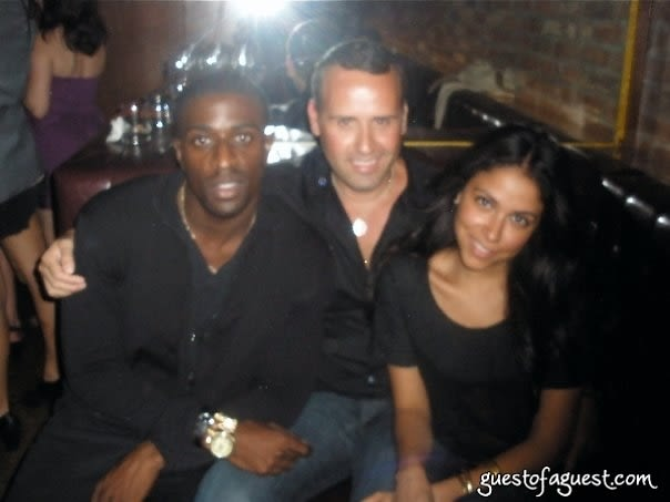 Naeem and Scott at The Eldridge