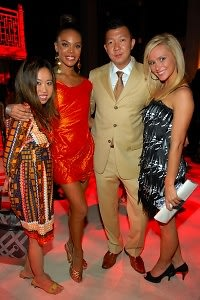 Evelyn Y.K. Lee, Crystle Stewart, Tristan Zhang, Stevi Perry