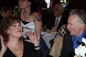 Joy Behar, Bill Maher