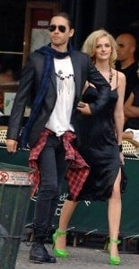 lydia hearst and jared leto