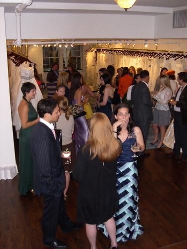 party scene