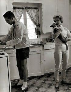 Paul Newman, Joanne Woodward