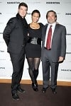 Robin Thicke, Paula Patton, Richard Martin