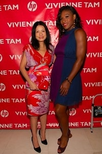 vivienne tam, serena williams