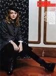 Dakota Fanning in Teen Vogue