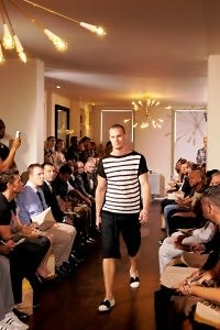 Runway at John Bartlett