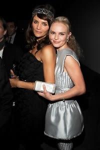 Helena Christensen, Kate Bosworth