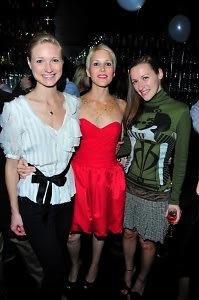 Jen Cohen, Carrie Cloud, Lara Meild Shaw