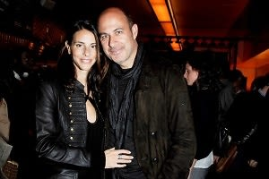 Joyce Varvatos and John Varvatos