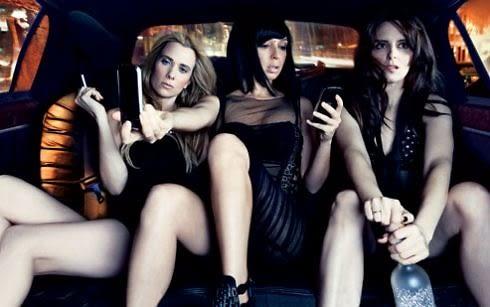 Kristen Wiig, Tina Fey, Maya Rudolph