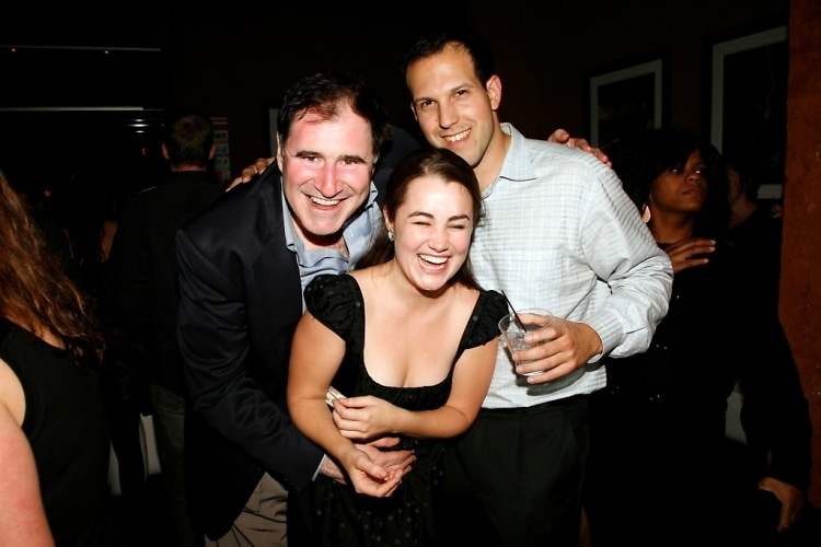 Richard Kind, Laura Worsham, Sam Hendle