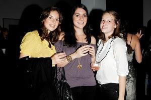 Annie Milliken, Sophie Matthewson, Rebeca Todlewitz