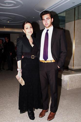 Fabiola Beracasa & Mark Mullett