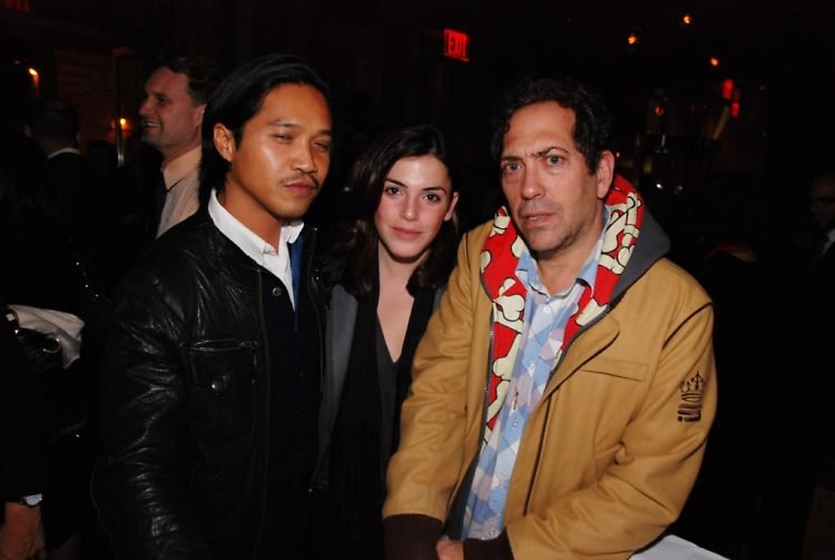 Marc Dizon, Delia Guellman and Steve Lewis