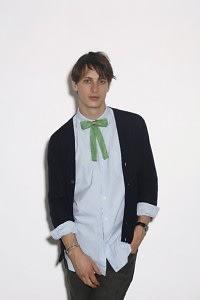 model-designer Henry Hargreaves in Timo!